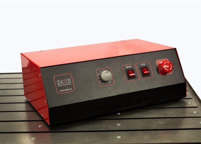 Блок управления фрезерным универсальным станком ЧПУ 3040