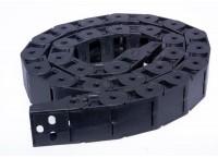 Кабель-канал гибкий, внутренний размер 18х25