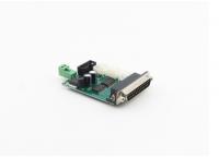 Интерфейсная плата, 4 оси - контроллер ЧПУ станка