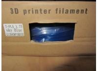 PLA пластик 1.75мм, синий