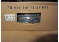 ABS пластик 1.75мм, серый